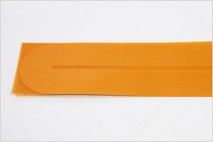フレキシブル基板 片面 カバーレイ L/S:80/80μm